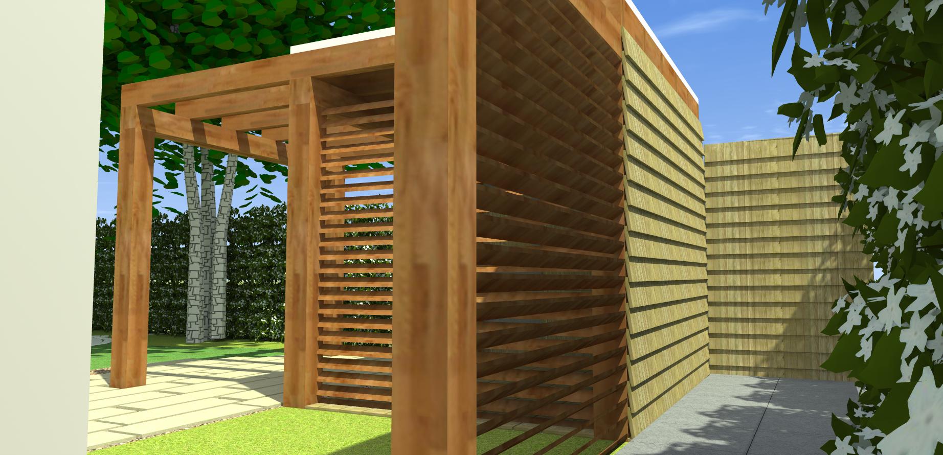 tuin ontwerp